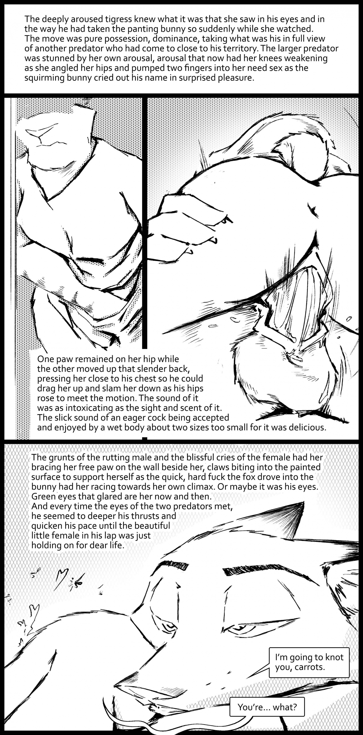 Wilde Academy - Chapter 4 porn comics Oral sex, Furry