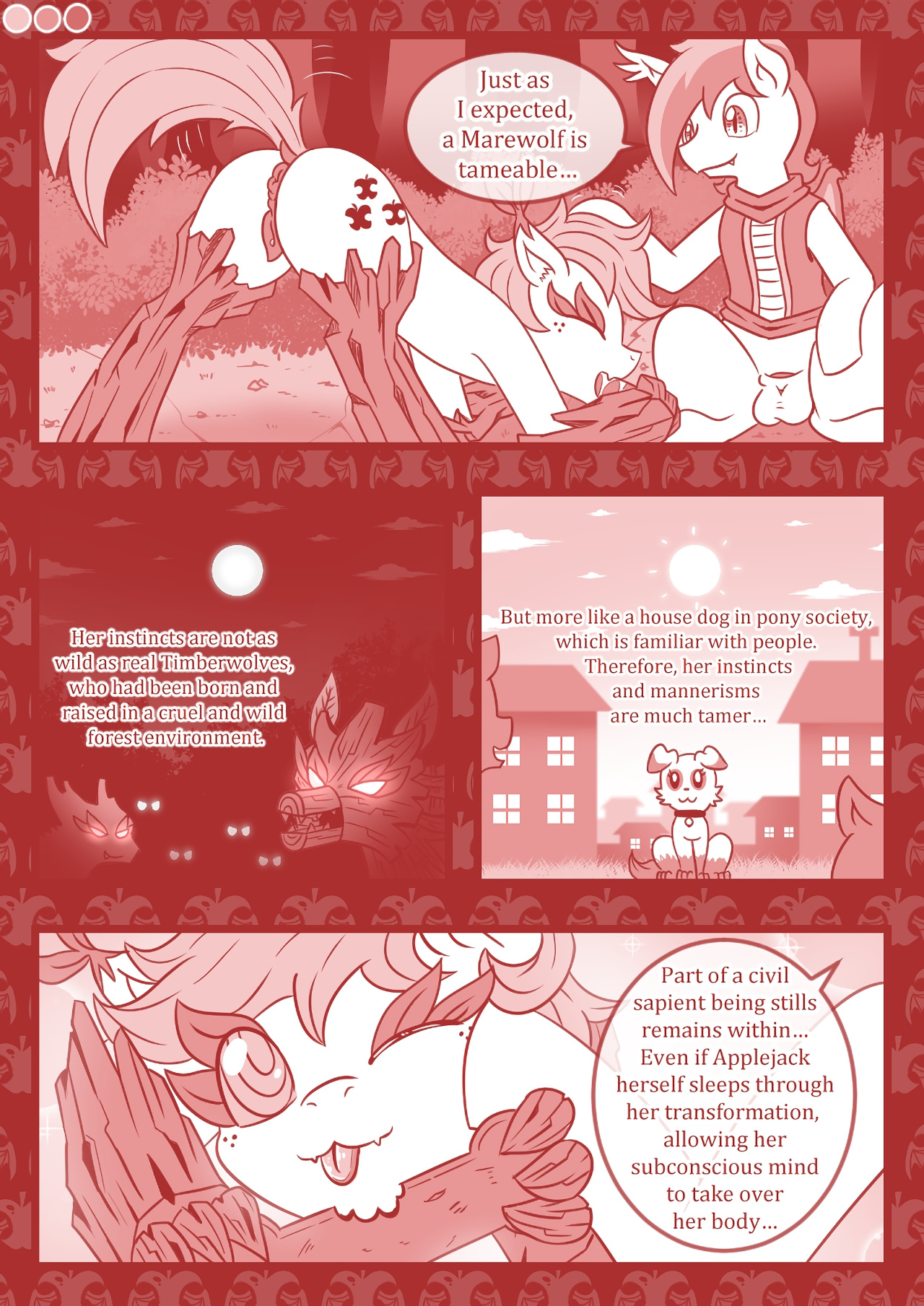 Wood Wolf And Bat Knight porn comics Oral sex, cunnilingus, Masturbation, Monster Girls, Straight, X-Ray