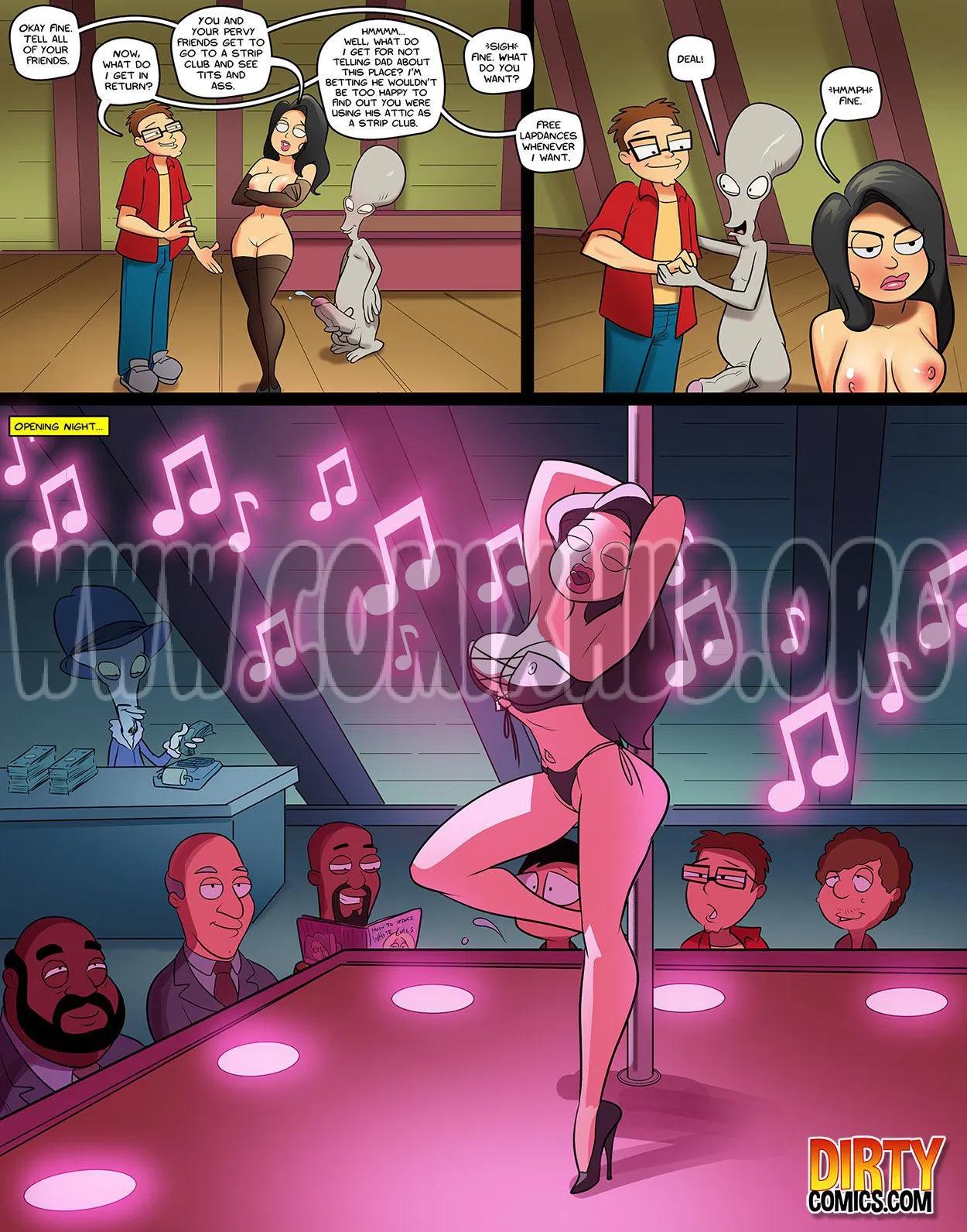 American Milf 4 Masturbation, Aliens, Anal Sex, Big Tits, Creampie, fingering, Glasses, incest, MILF, Stockings, Straight Shota