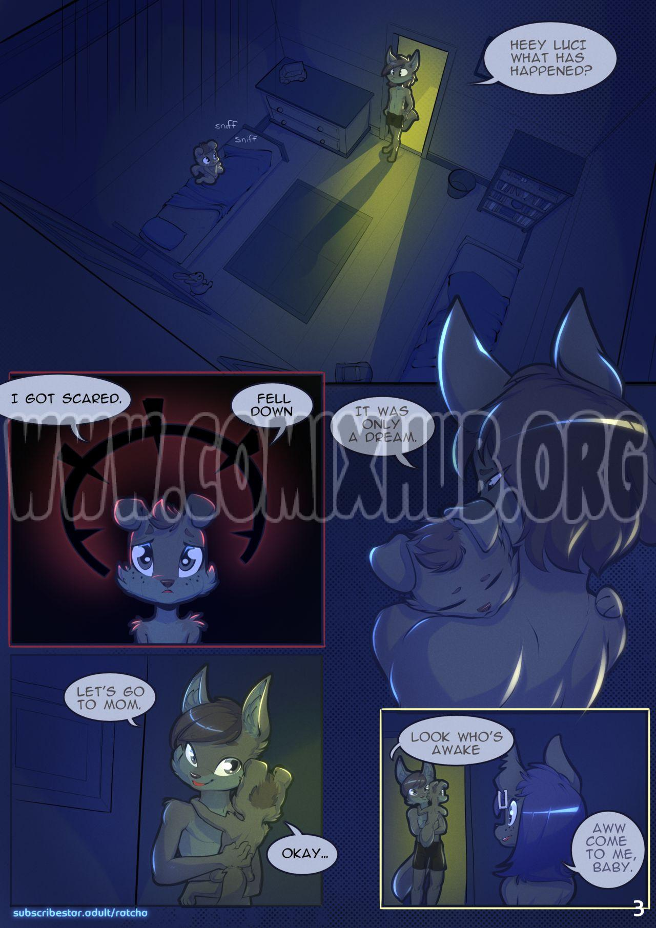 Chapter 7 - Rick & Rina Straight, Furry