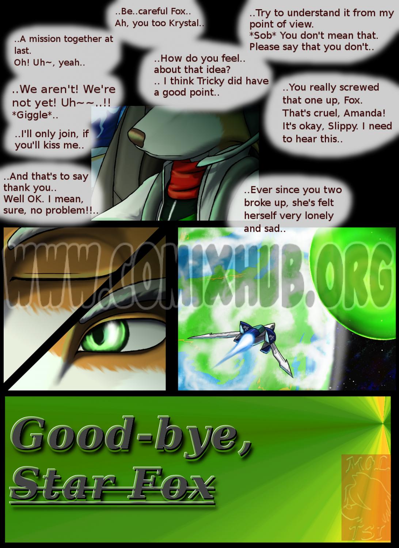 Good Bye Star Fox Straight, Furry