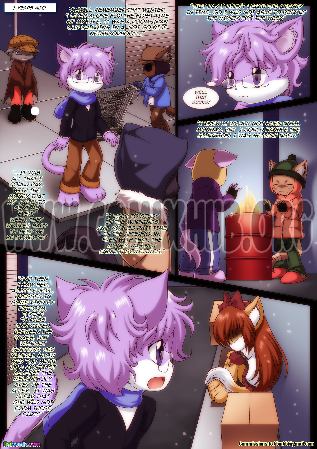 Little Tails 9: Remember Furry