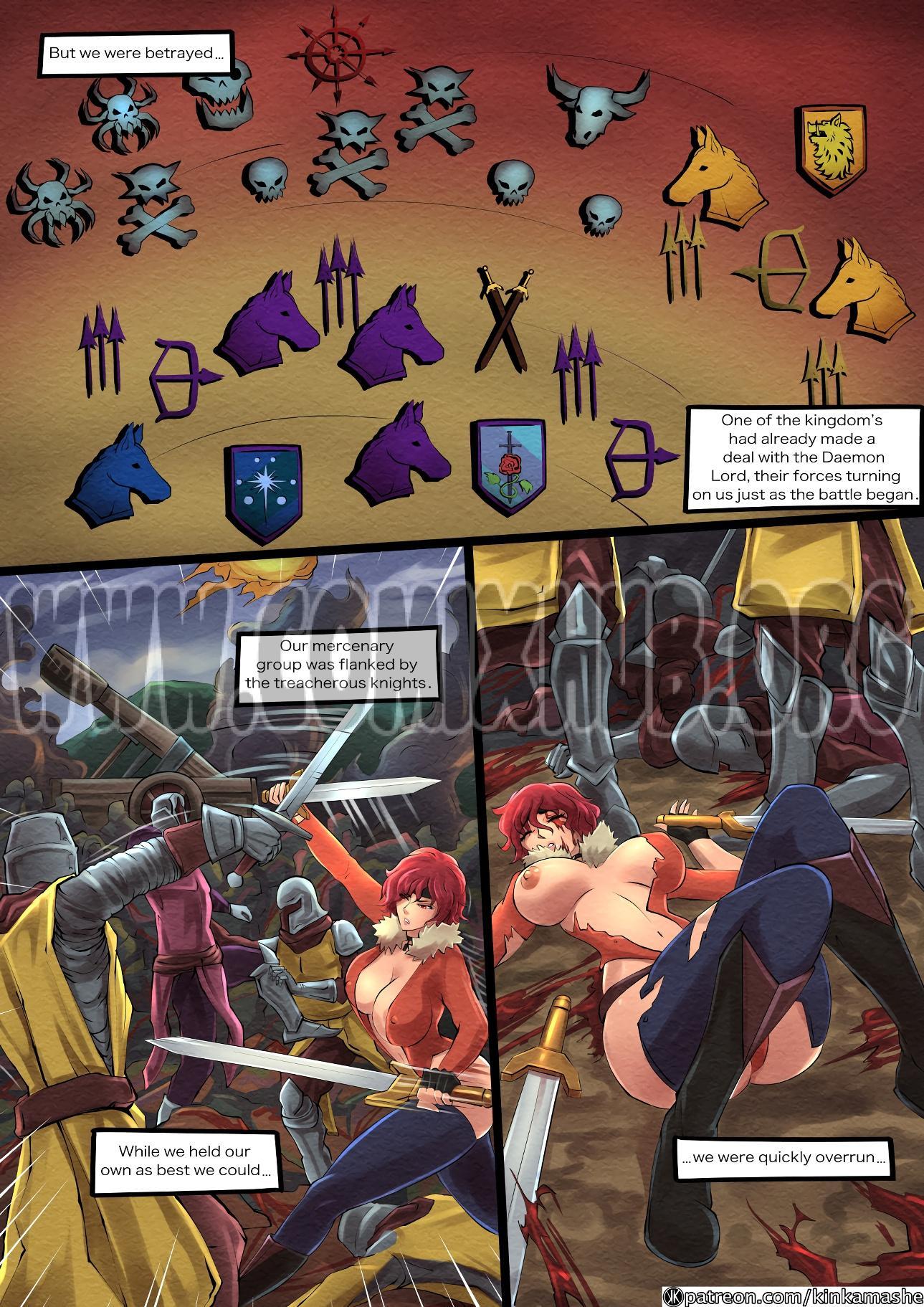 Mercenary Breeder Straight, Creampie, Elf, Fantasy, Group Sex, Monster Girls, Pregnant, Rape