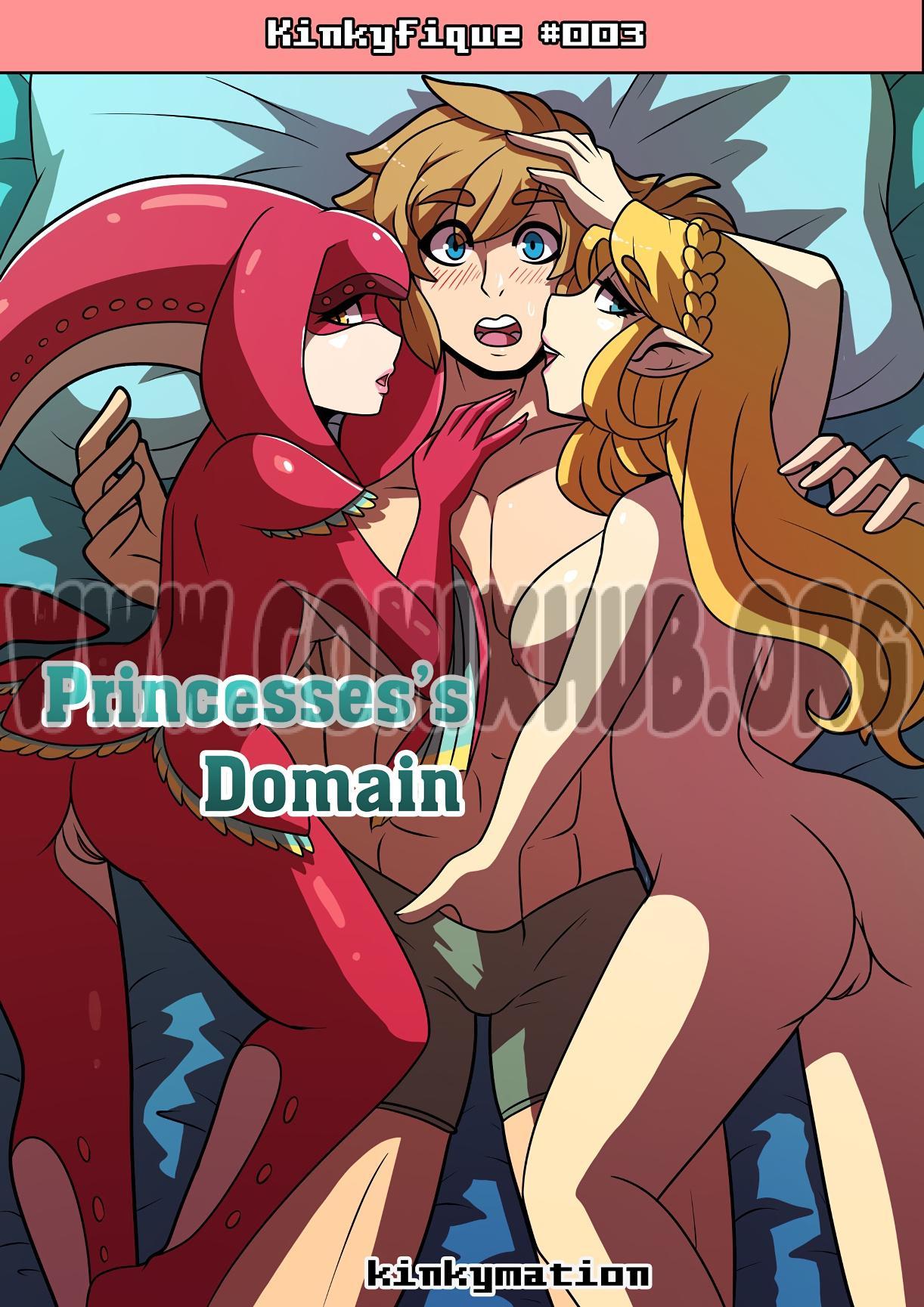 Princesses's Domain Oral sex, Anal Sex, Big Tits, Blowjob, Creampie, Cum Shots, cunnilingus, Elf, Fantasy, Furry, Straight, Threesome