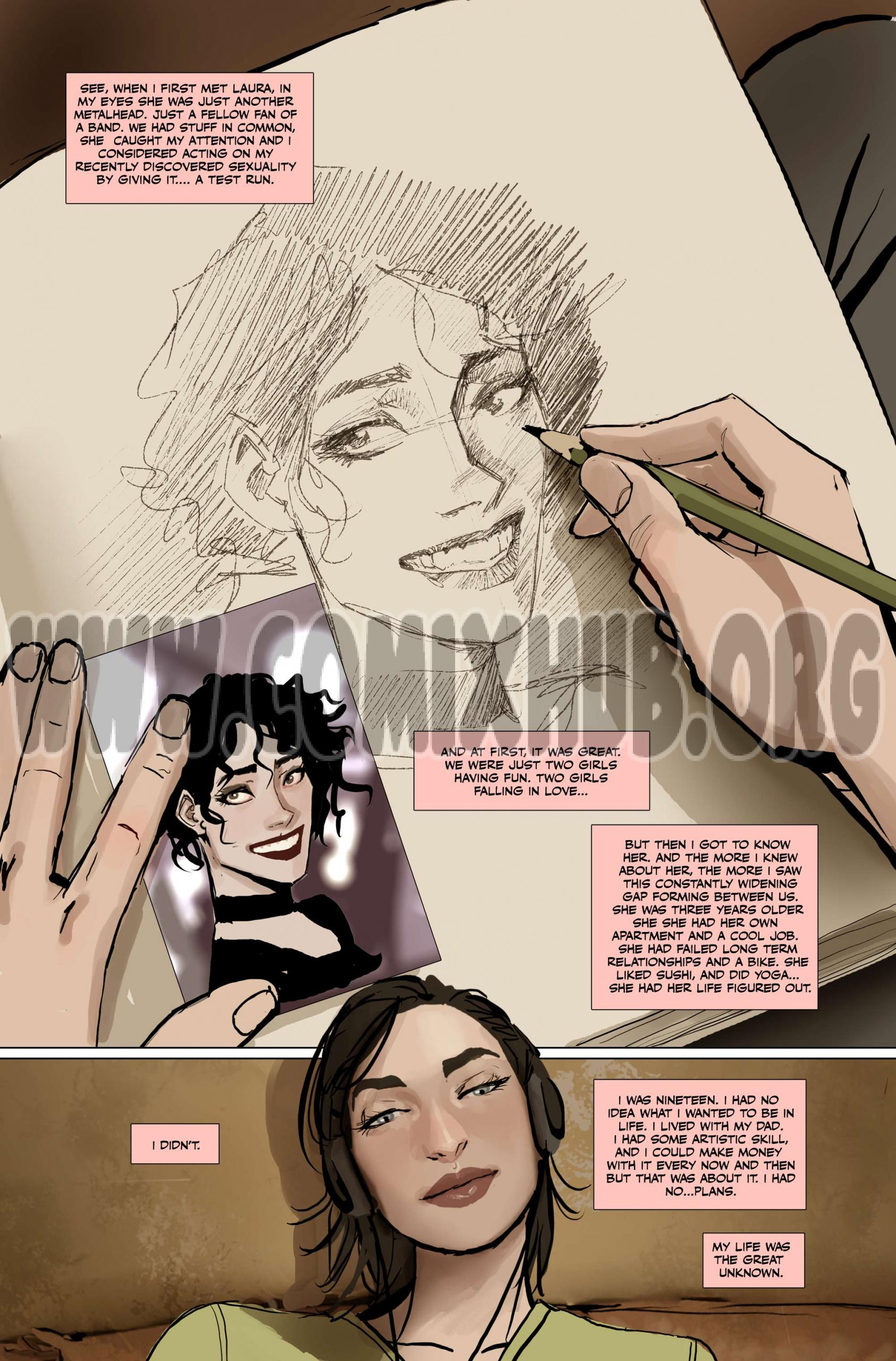 Sunstone - Volume 7 Oral sex, BDSM, Bikini, Blowjob, Femdom, Latex, Lesbians, Stockings, Submission