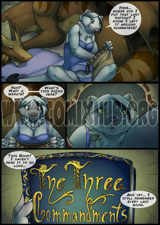 The Three Commandments Straight, Creampie, Fantasy, Furry, X-Ray