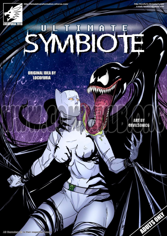 Ultimate Symbiote Oral sex, Blowjob, Creampie, Deepthroat, Latex, Rape, Straight