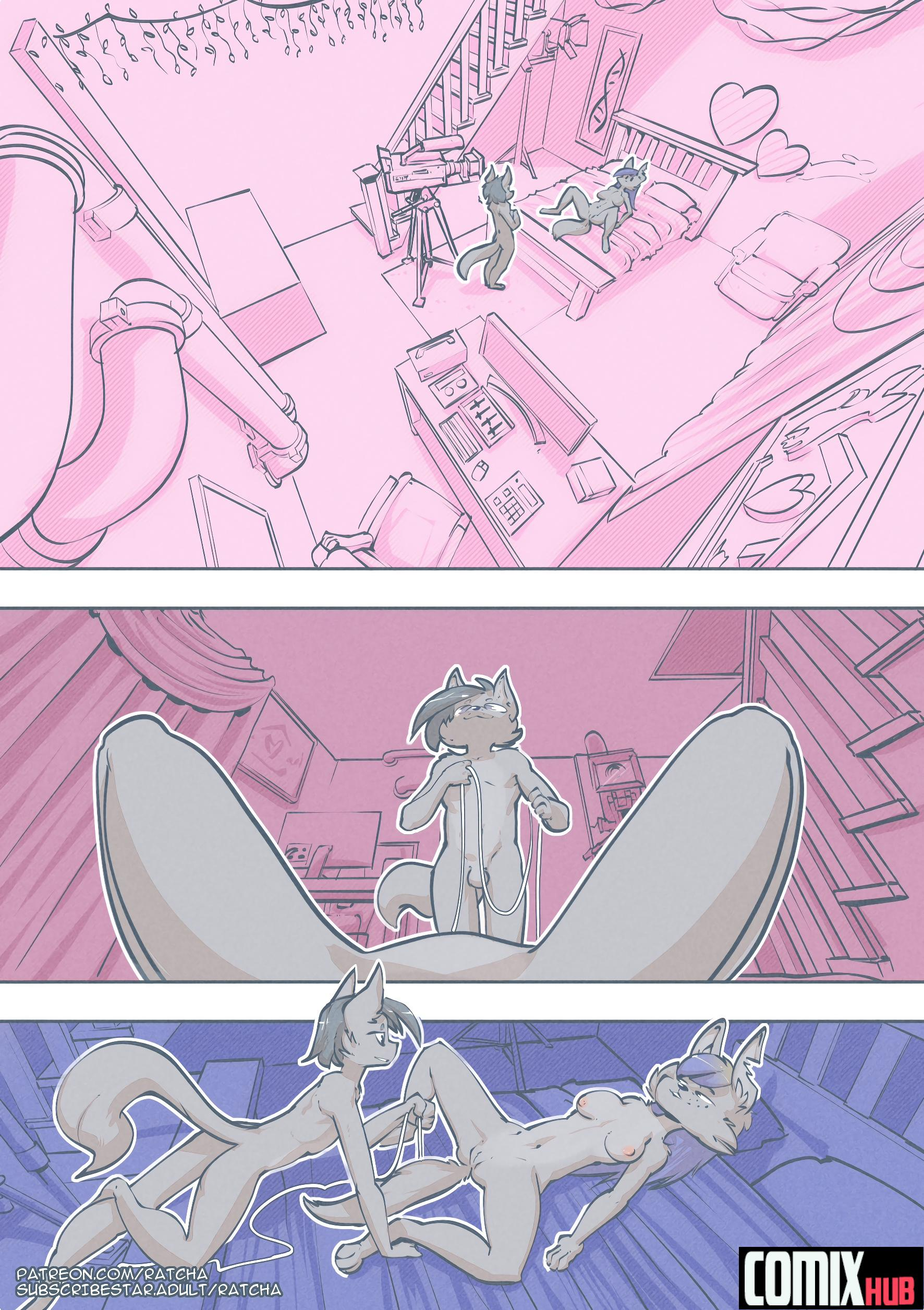 Porn comics, Chapter 8 - The Dungeon BDSM, Bondage, Furry, Very Close Relatives