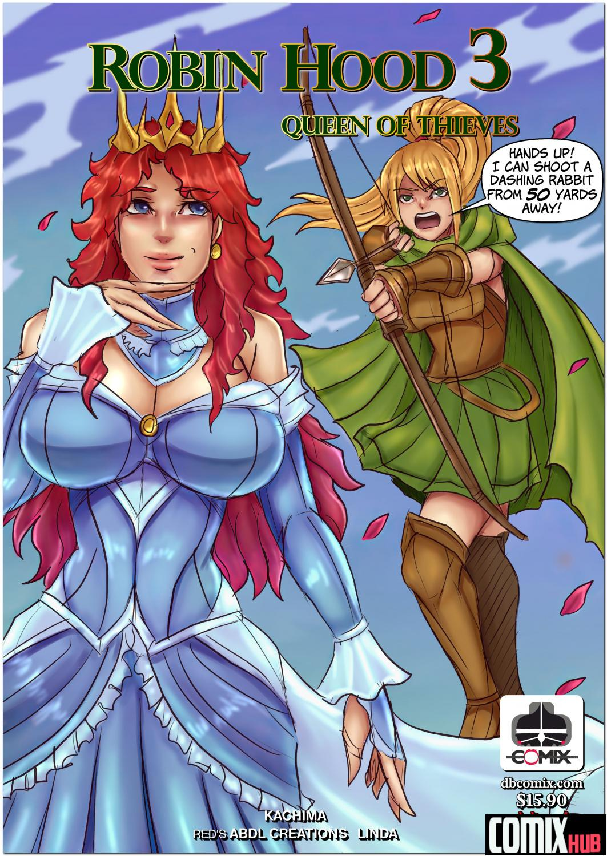 Porn comics, Robin Hood the Queen of Thieves 3 BDSM, Big Tits, Bondage, cunnilingus, Fantasy, Femdom, Latex, Lesbians, Masturbation, Oral sex, Sex Toys
