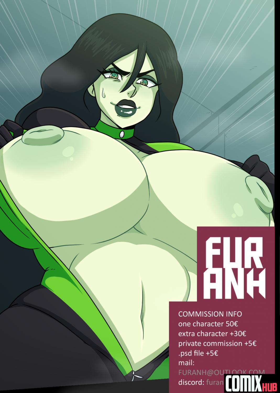 Porn comics, Shego - FuranH Oral sex, Big Tits, Blowjob, Cum Shots, Femdom, Monster Girls, Straight, Titfuck