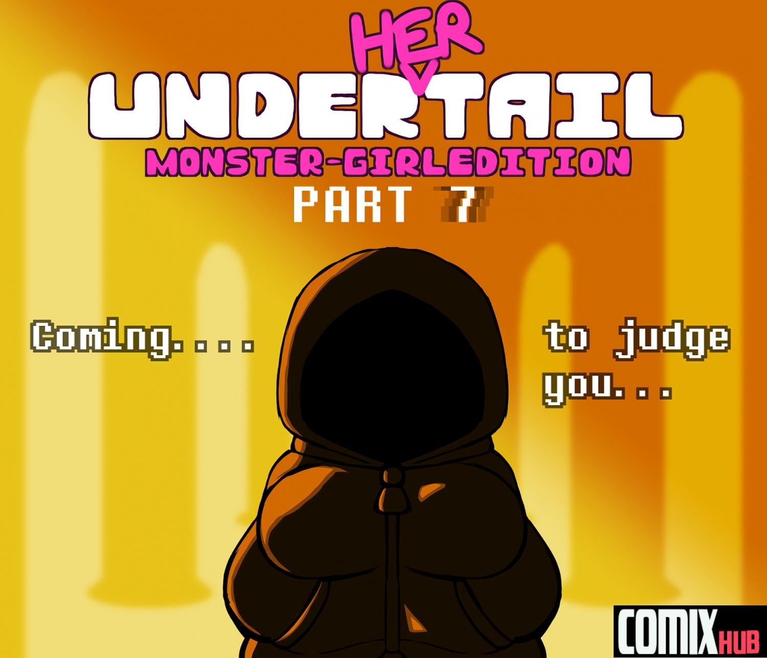 Porn Comics, Under(her)tail Monster-GirlEdition 7 Fantasy, Furry, Straight