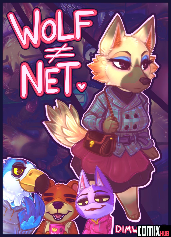 Porn comics, Wolf ≠ Net Oral sex, Blowjob, Furry, Rape